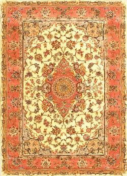 Buy Rectangular Rugs and Carpets. Tabriz ht rug 4'7'' x 6'7''.