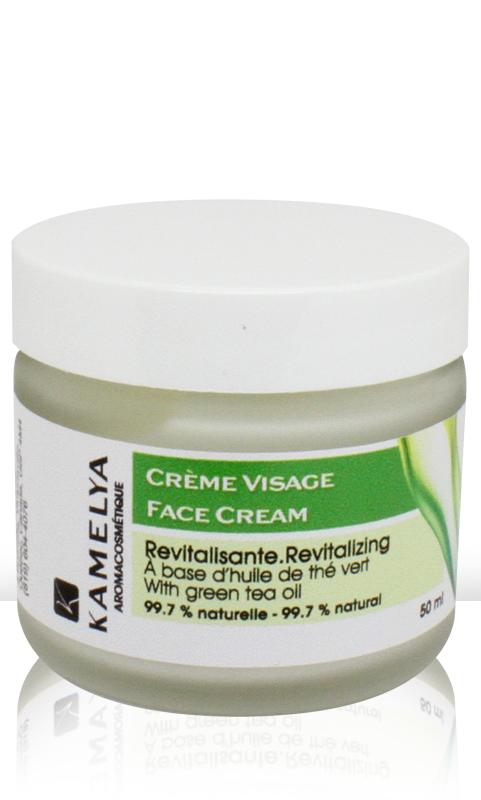 Buy Crème visage revitalisante et naturelle