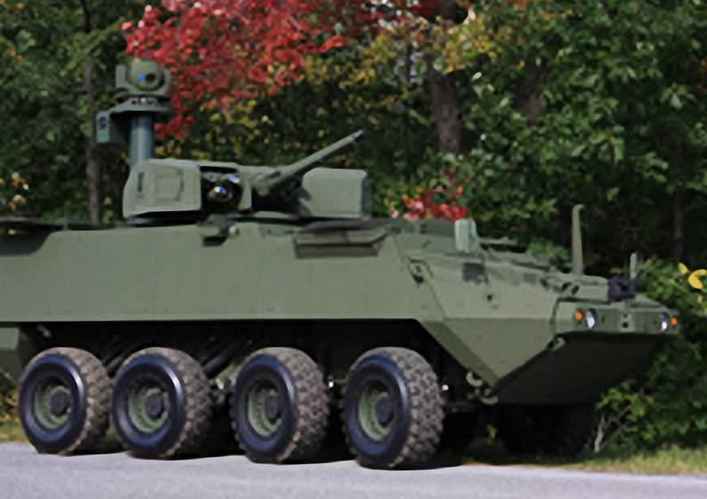 Buy Medium Logistics Vehicle Wheeled GDLS Stryker