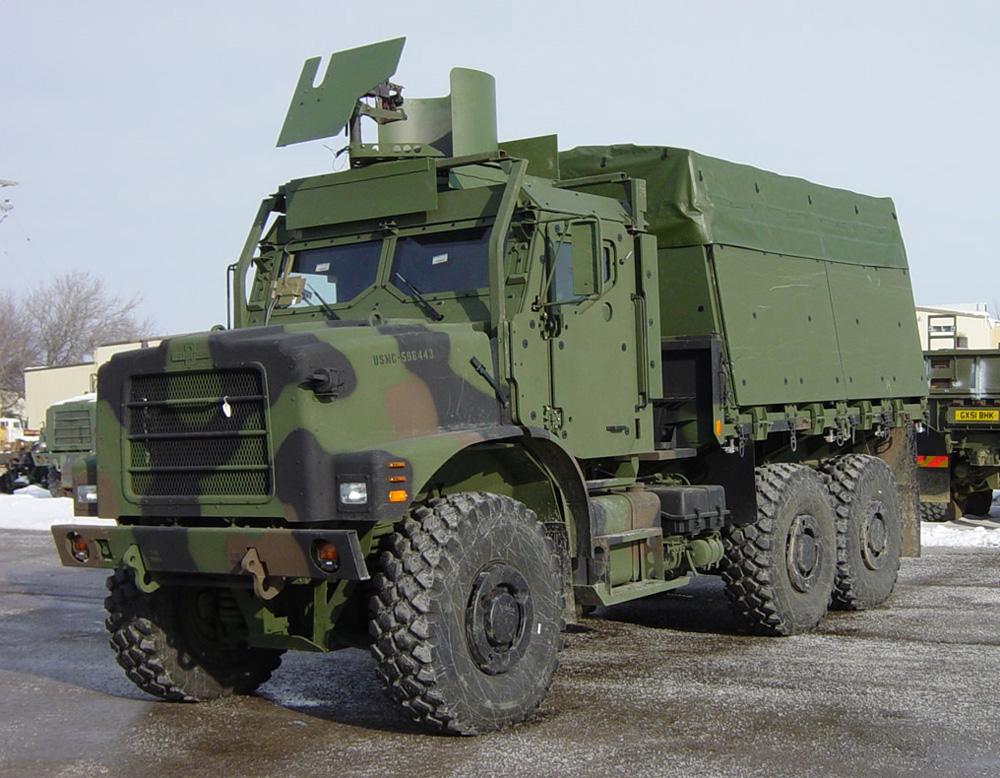 Buy Heavy Logistics Vehicle Wheeled - Oshkosh MTVR
