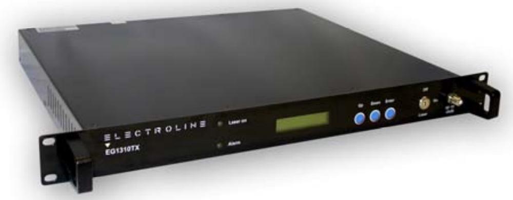 Buy Fiber Optic Transmitter EG1310 Series