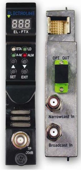 Buy ELink Module EL-FTX 1310nm Forward Transmitter