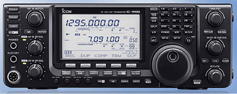 Buy The All-Around Transceiver IC 9100