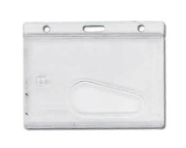 Buy Frosted Molded Rigid- Plastic Access Card Dispenser
