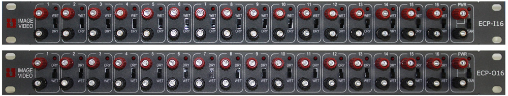 Buy Tally control / ECP 16 I/O Connection Panel