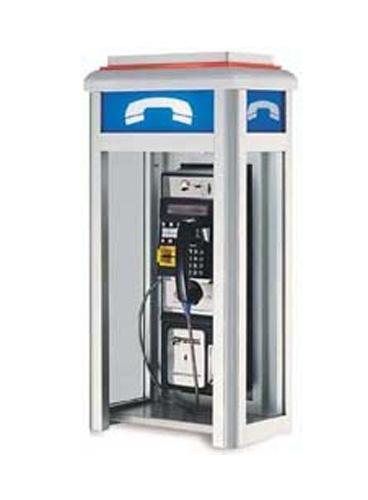 Buy J-4BB aluminum telephone enclosure (rounded edges)