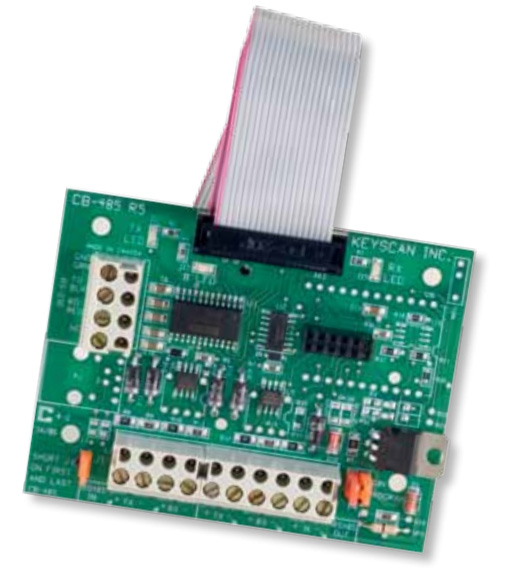 Buy Сommunication boards for network CB-485
