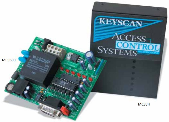 Buy Keyscan dial-up modem MC9600 & MC33H