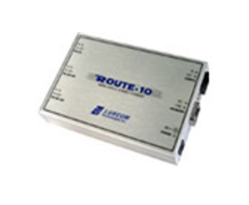 Buy Serial data to 10base-t Ethernet converter route 10