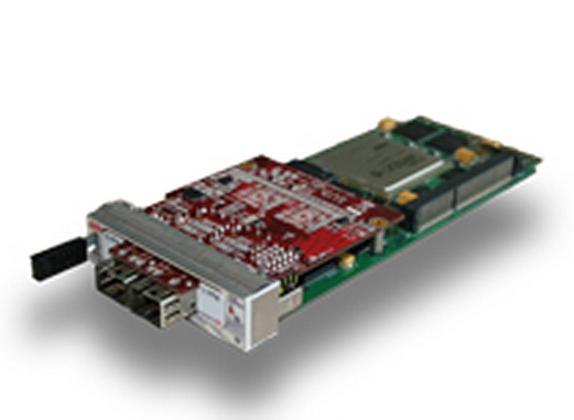 Buy High-performance Virtex-6 AMC solution for Gigabit Ethernet applications