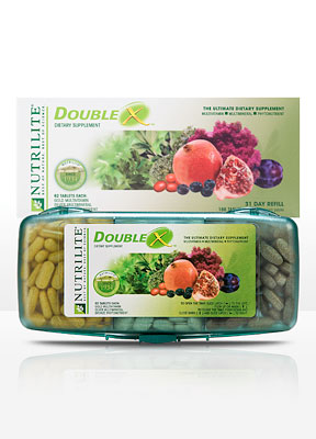 Double X Nutrilite Daily Multi-Vitamin