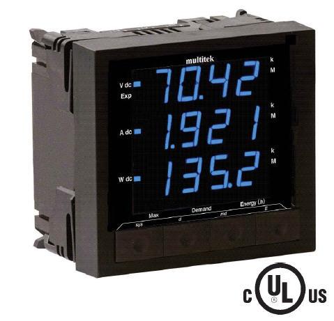 Buy Multitek MultiPower M850-MDC DC Meter