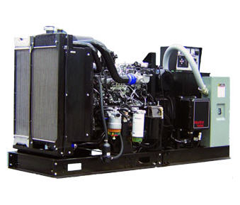 Buy 100 kW ISUZU Open-frame industrial diesel generators
