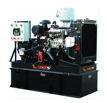 Buy 20 - 60 kW ISUZU Open-frame industrial diesel generators