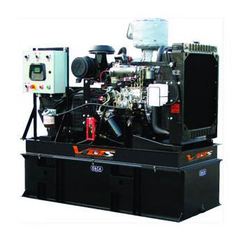 Buy 20 - 60 kW ISUZU Open-frame industrial diesel generators
