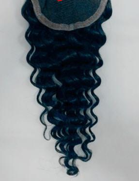 Buy Top Closure en cheveux remy bresilien boucle