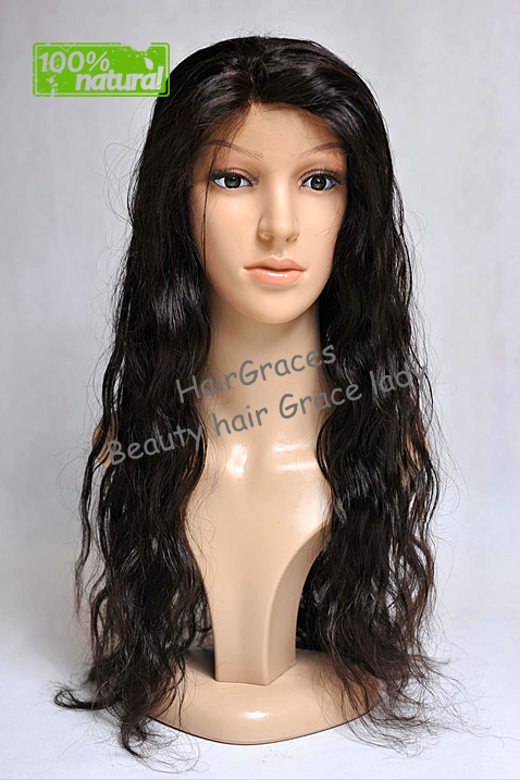 Buy Full Lace Hair wig ondule