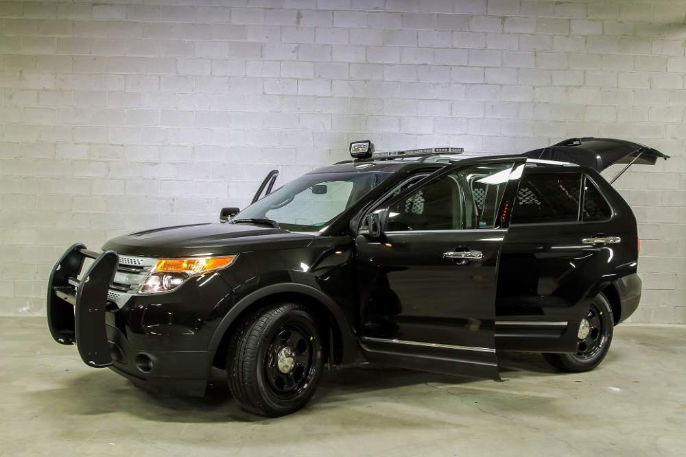 Buy Troy Armoring Ford Police/security vehicle