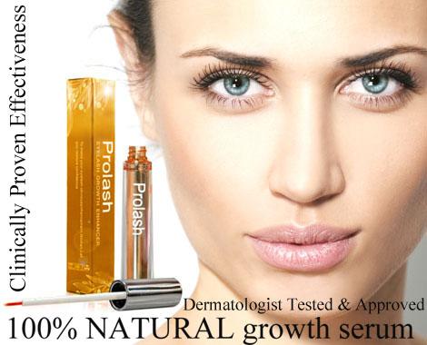 Buy Eyelash conditioning system- NATURAL growth serum
