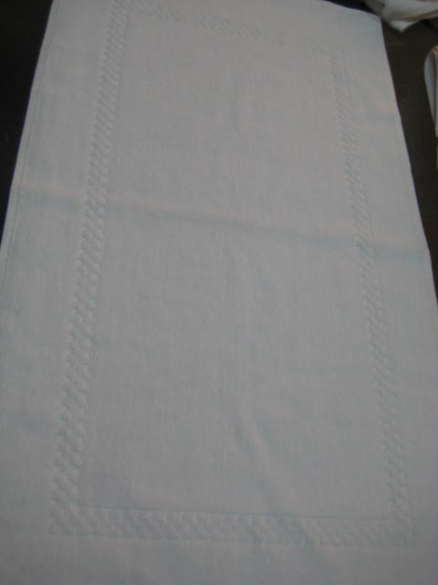 Buy Hotel Bath Mat with Terry Cotton