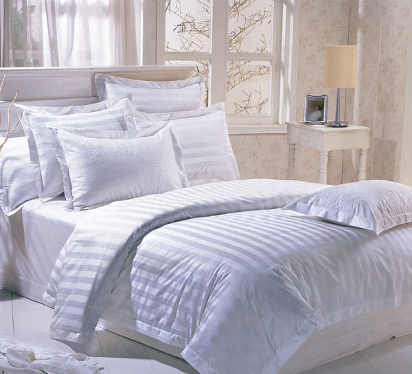 Buy Bed Sheets with Pillow, Best Sale for Hotel