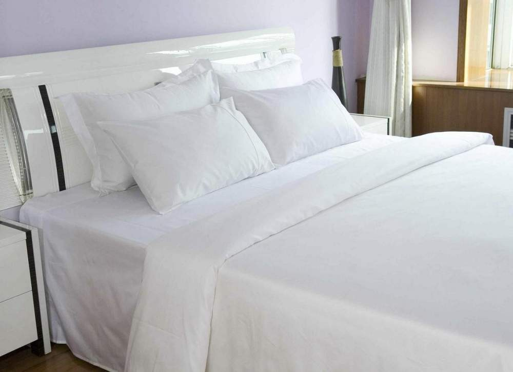 Buy Bed Sheets with Cotton/Polyester, Hot Sale!