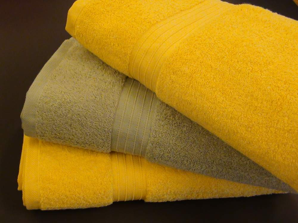Buy 100% Cotton Terry Towels