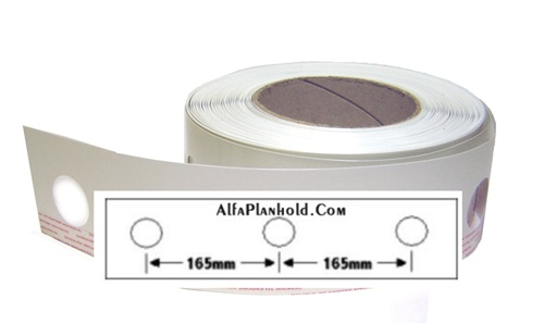 Buy Suspension Carrier Strip for Alpia, PiCo 4 Pin, Ulrich M164T, M507 - 4050700