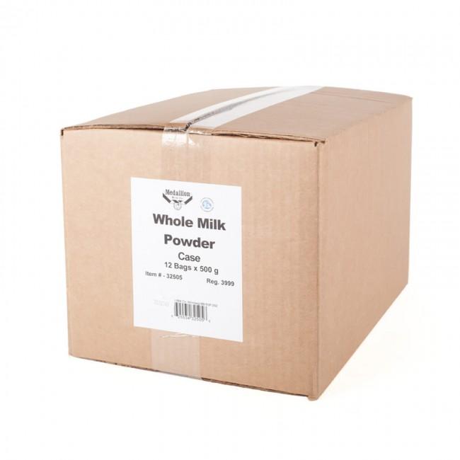 Buy Whole Milk Powder - 12 Bags x 500g