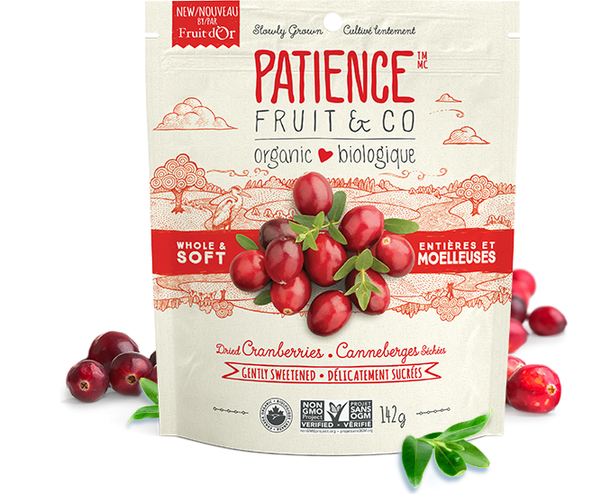 Buy Whole & Soft Dried Cranberries, gently sweetened