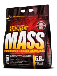 Buy MUTANT MASS The World's BEST Weight Gainer!