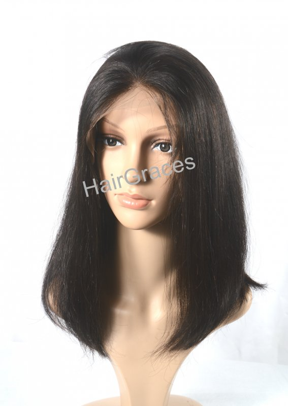 Buy Lace Front Perruque lissage excellent BOBO perruque