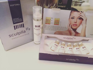 Buy Sculplla magic stem cell mist , Hanacure facial mask