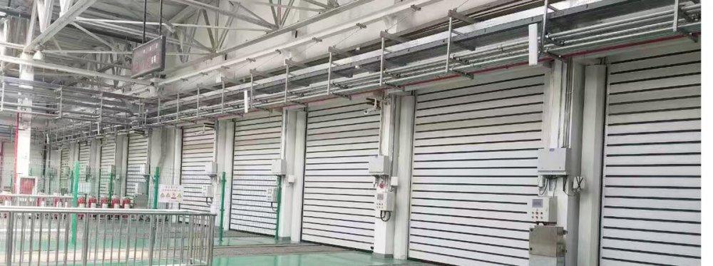 Buy High Speed Hard Doors