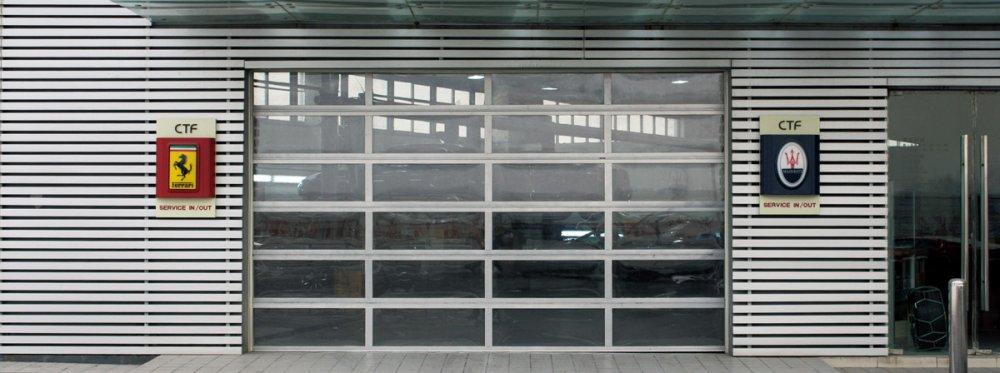 Buy White Aluminum Glass Doors