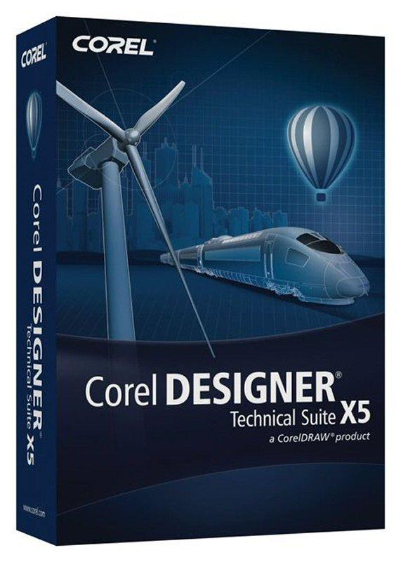 Buy Corel DESIGNER Technical Suite X5