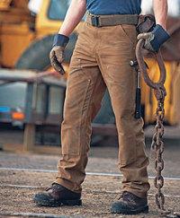 Carhartt® Unlined Double Knee Dungaree Pants
