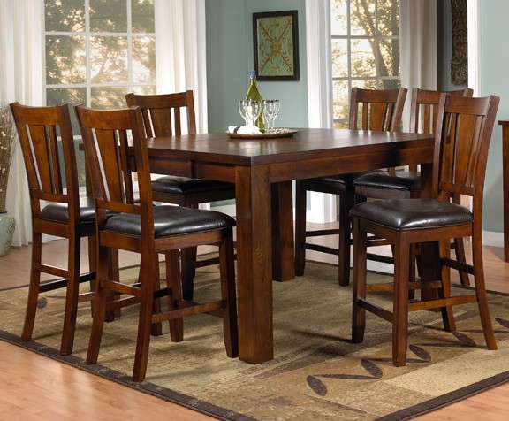 7 pc Pub Dining Set