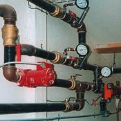 Mackay heating system