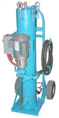 Filter cart, compact, model FDP