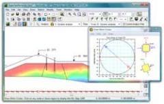 QUAKE/W software product for the dynamic analysis