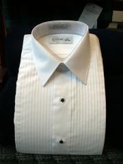 Evening Shirt - Laydown Collar