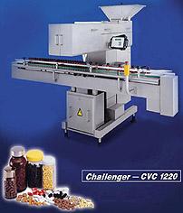 Challenger CVC 1220 – Tablet / Capsule Counter