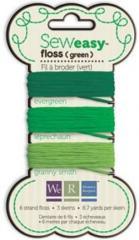 Sew Easy Floss- Green