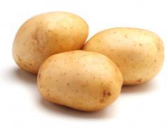 Vegetables White Potatoes