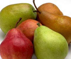 Fruits and Vegetables Pears