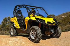 2011 CAN-AM COMMANDER 800/1000