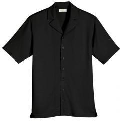 Men's Modal Ottoman Camp Shirt