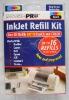 Inkjet refill kit