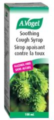 Soothing Cough Syrup Alcool Free